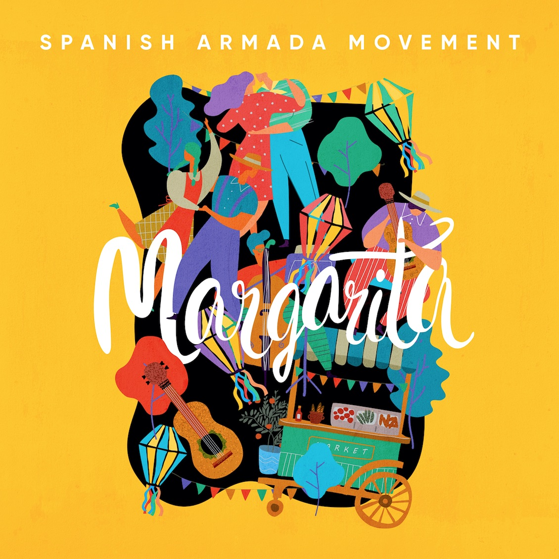 Spanish Armada Movement - Magarita