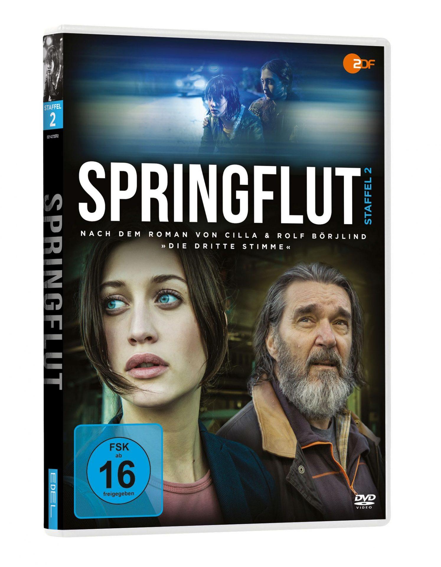 Springflut 2 - DVD