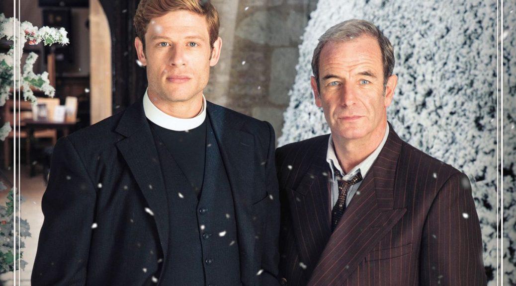 Weihnachten in Grantchester - Christmas Special DVD