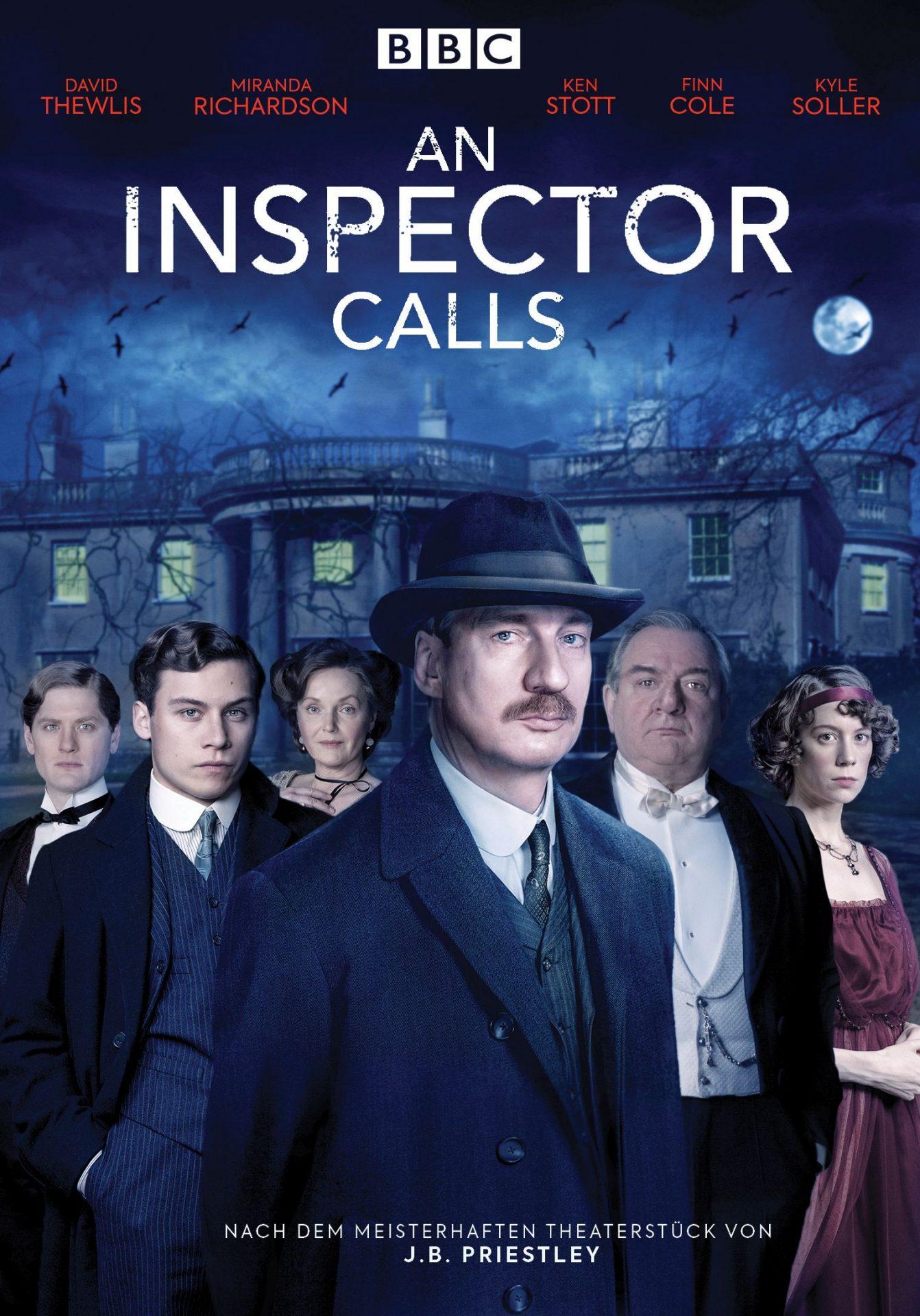 An Inspector Calls - BBC-Verfilmung des berühmten Kriminaldramas