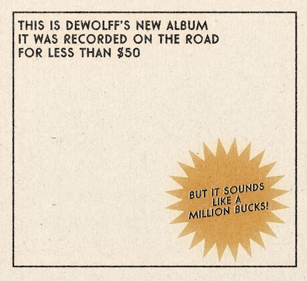 """DeWolff - 7. Studioalbum """"Tascam Tapes"""" am 10. Januar!"""