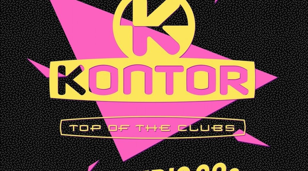"Various Artists ""Kontor Top Of The Clubs – Electric 90s"""