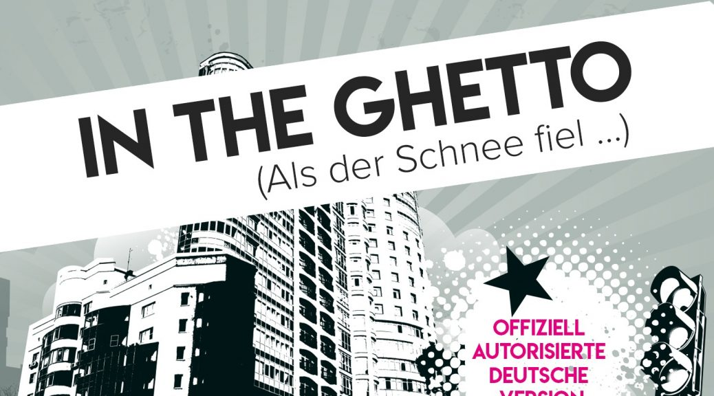 "50 Jahre Elvis-Klassiker ""In The Ghetto"" - Detlef Malinkewitz singt deutsche Version ""In The Ghetto (Als der Schnee fiel …)"" – Video Premiere jetzt online!"