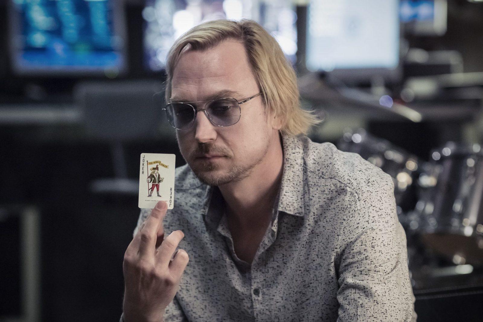 Lars Eidinger als Lucien Gell