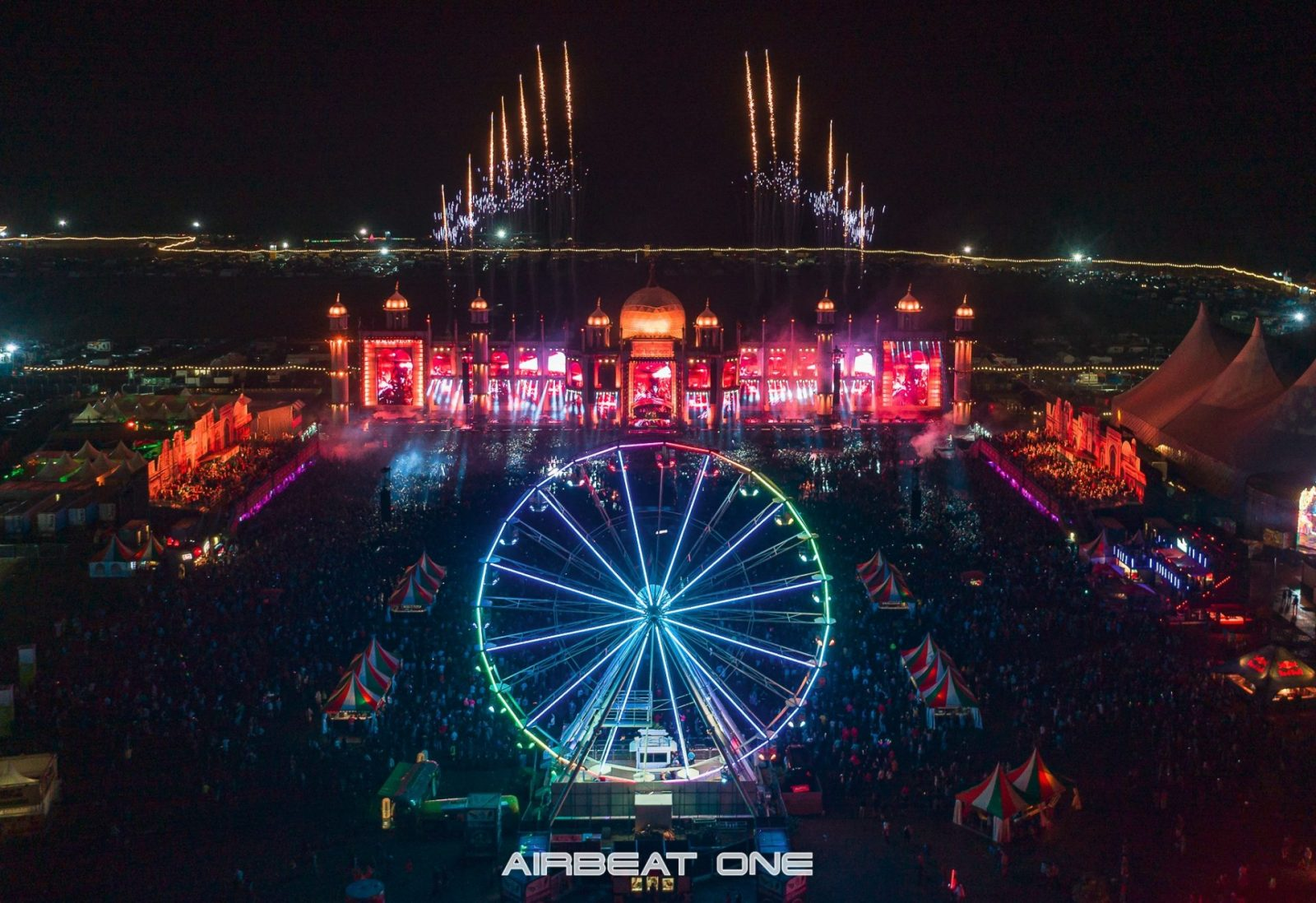 AIRBEAT ONE Festival 2020 - First Artist Announcement