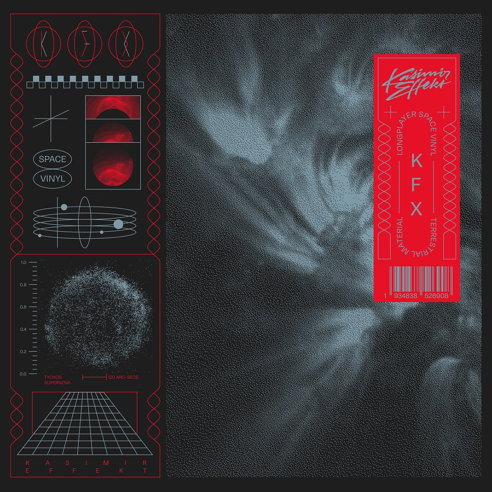 """Elektro-Band KASIMIR EFFEKT - neues Album """"KFX"""" am 21. Februar 2020 und Video Premiere zu """"M"""" jetzt online!"""