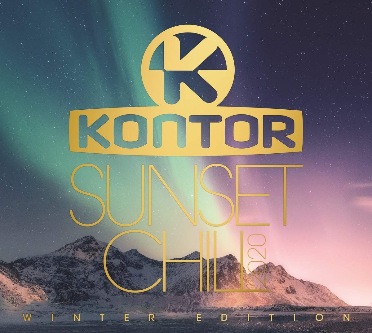 "Various Artists ""Kontor Sunset Chill 2020 – Winter Edition"""