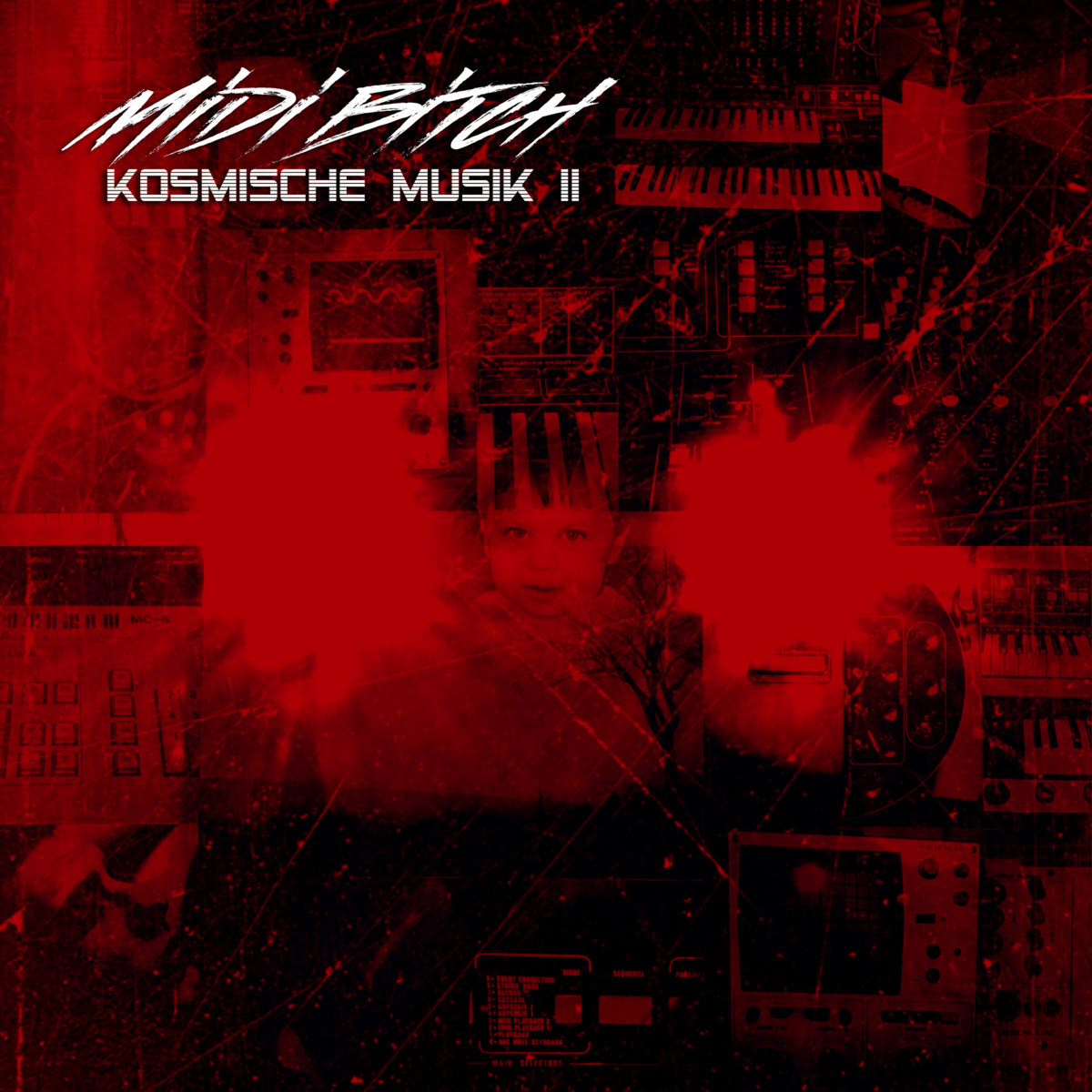 KOSMISCHE MUSIK 2 by MiDi BiTCH