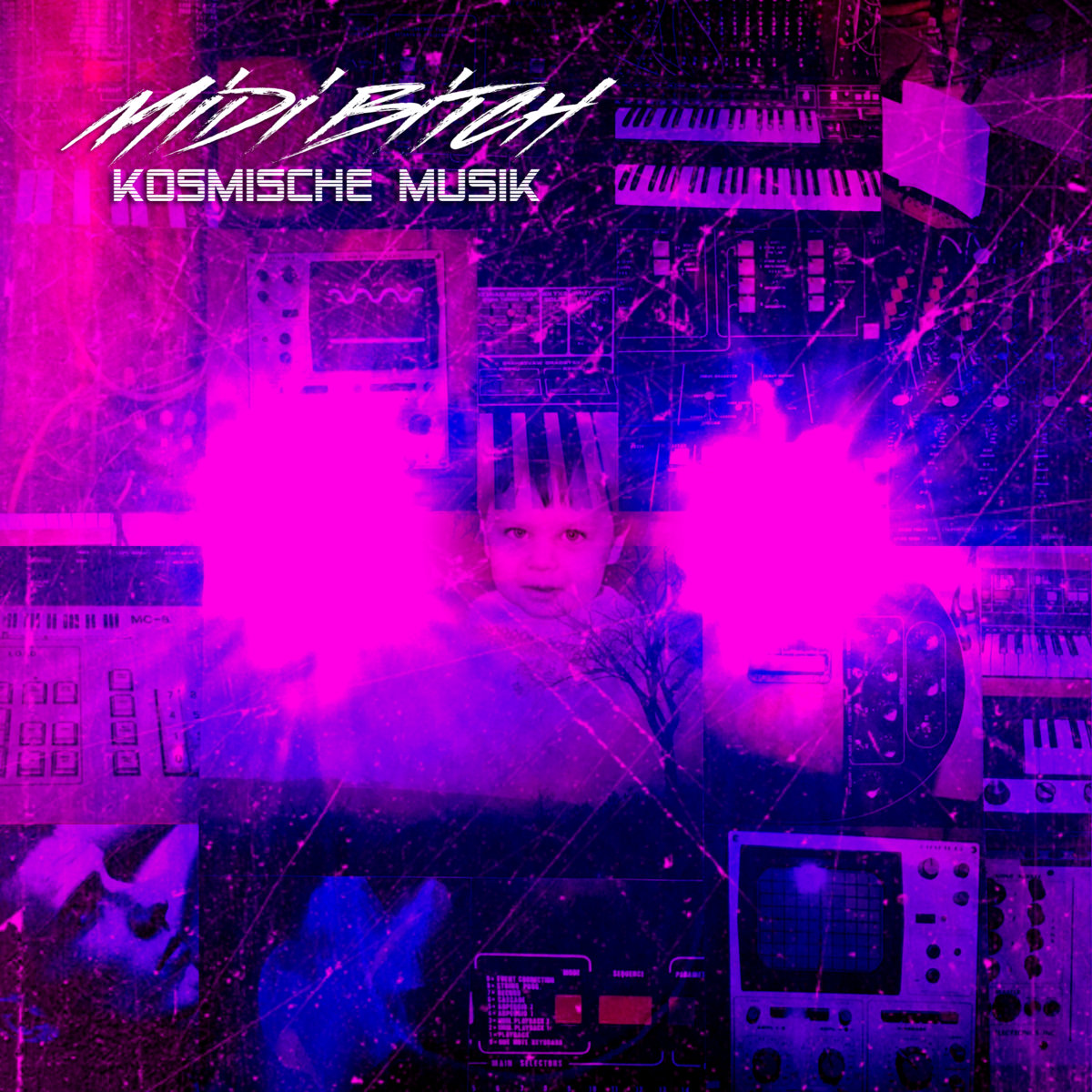 KOSMISCHE MUSIK 1 by MiDi BiTCH