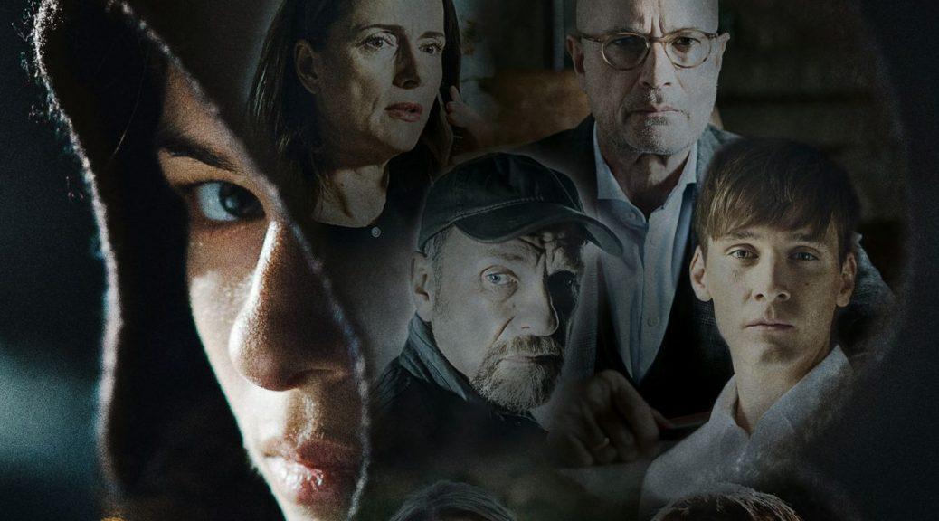 """Sechsteilige ZDF-Miniserie """"Die verlorene Tochter"""" DVD"""