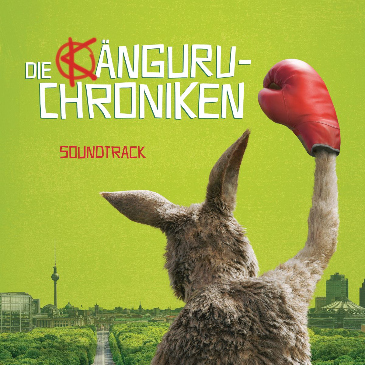 Känguru-Chroniken-Soundtrack!