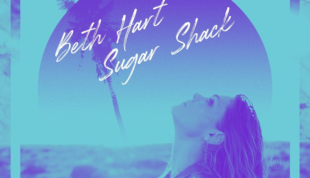 Beth Hart - Video Premiere und Release - DJ GOLDHOUSE Remix 'Sugar Shack'