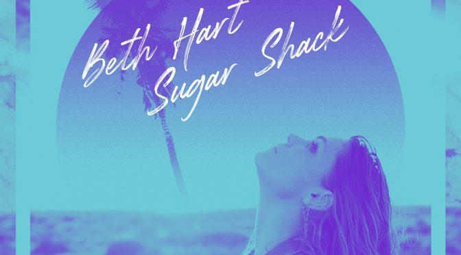 Beth Hart - Video Premiere und Release - DJ GOLDHOUSE Remix 'Sugar Shack'