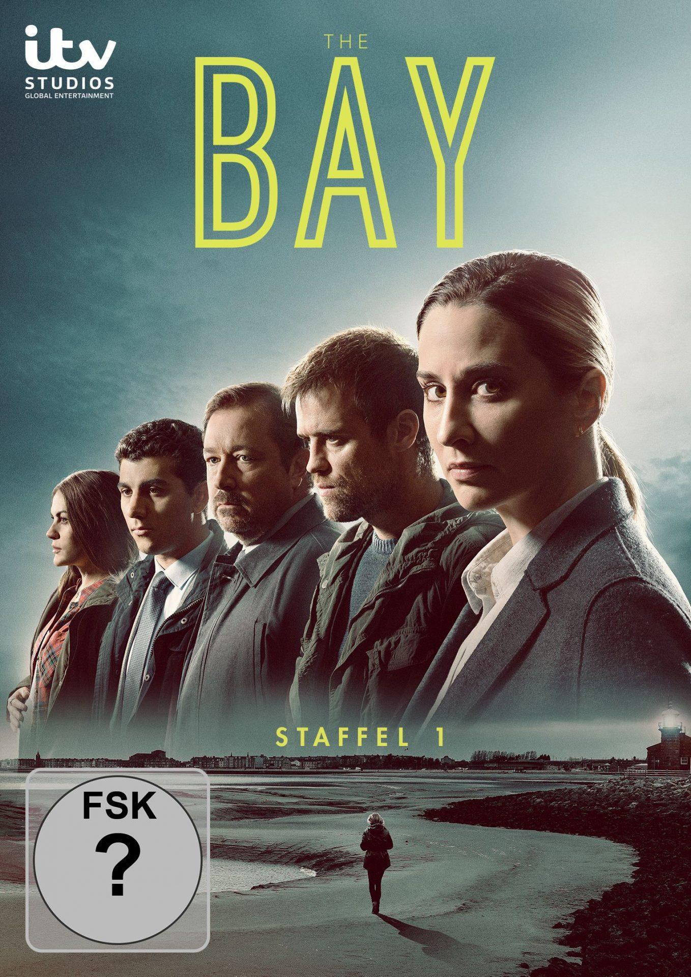 DVD + Download des englischen Krimidramas The Bay, Staffel 1 (Edel Motion)