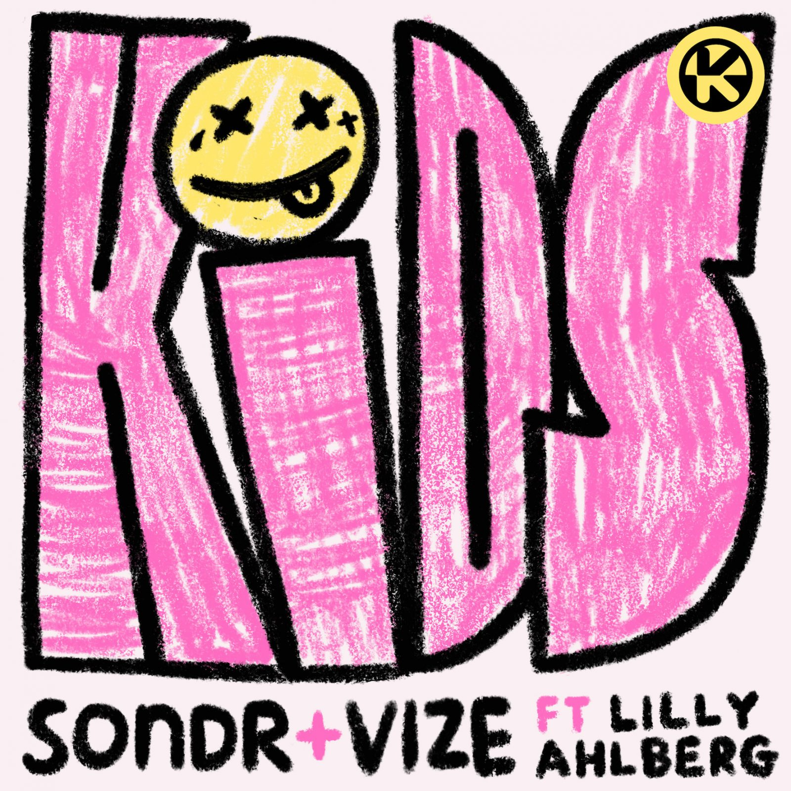 "Sondr & VIZE feat. Lilly Ahlberg ""Kids"""