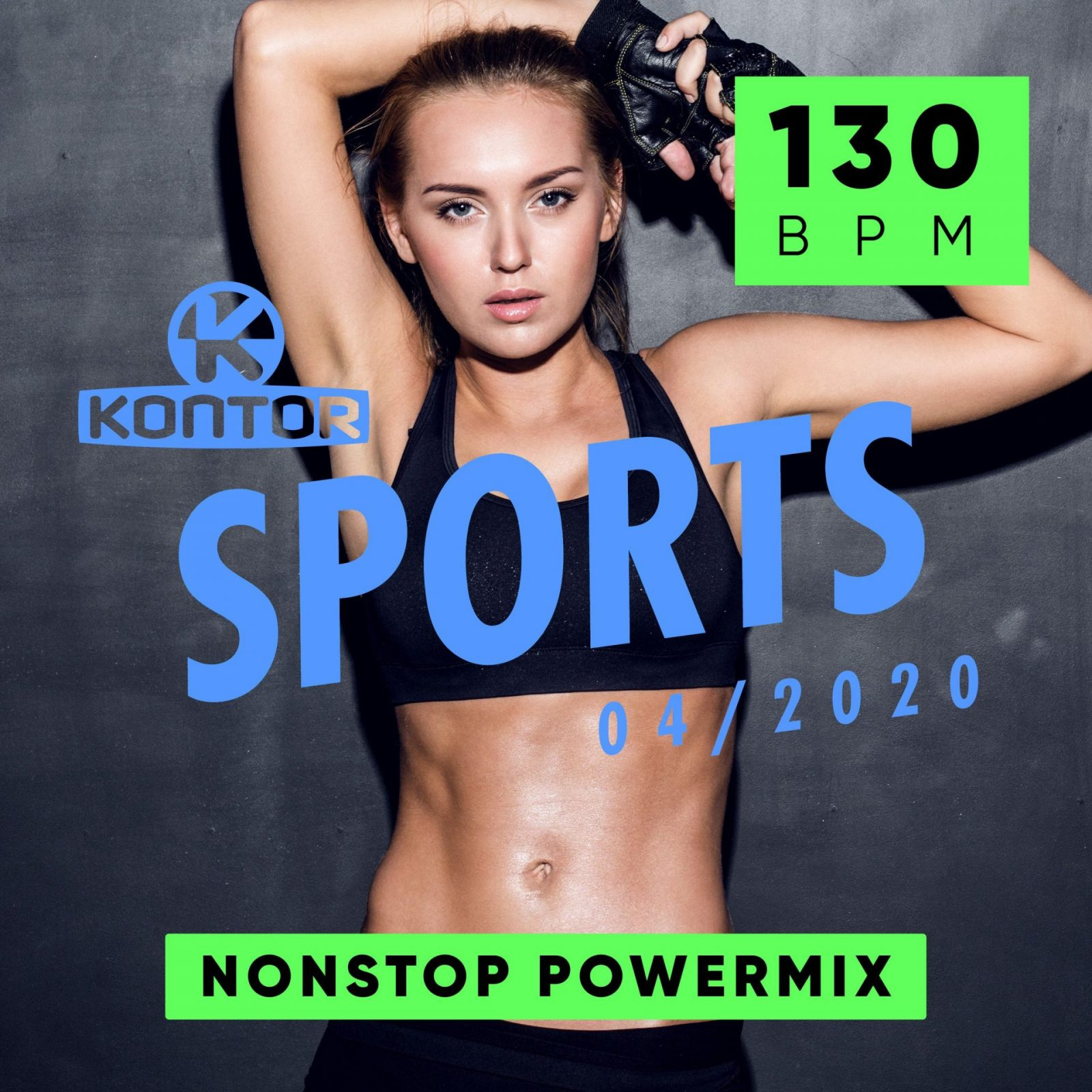 TRACKLIST KONTOR SPORTS 04/2020  – NONSTOP POWERMIX (130bpm)