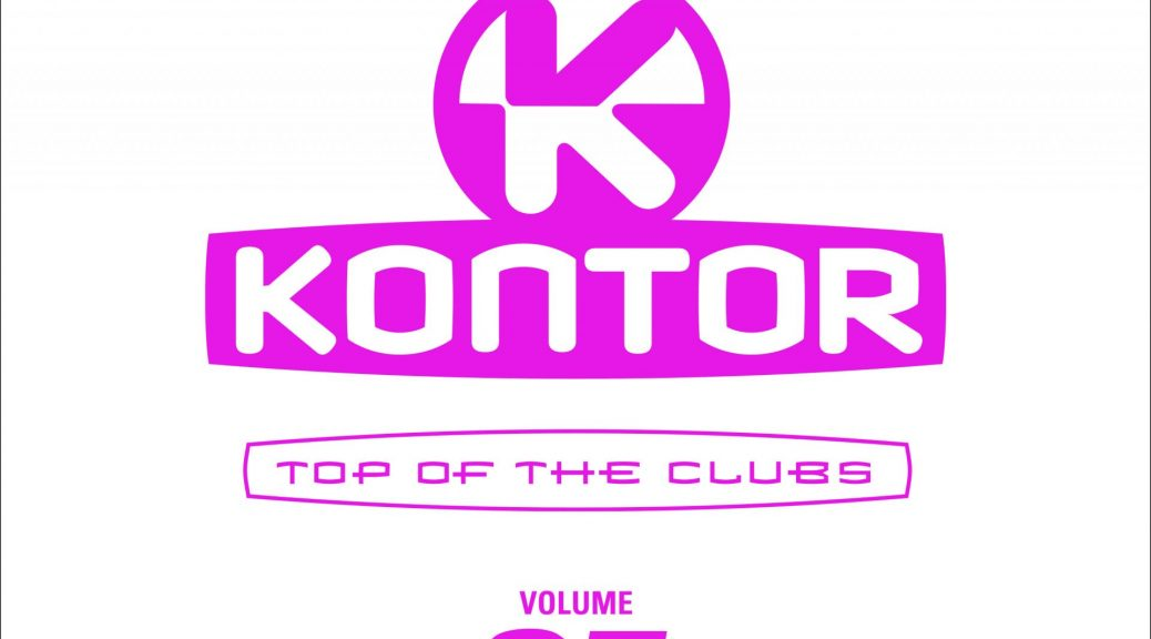"""Various Artists """"Kontor – Top Of The Clubs Vol. 85"""""""