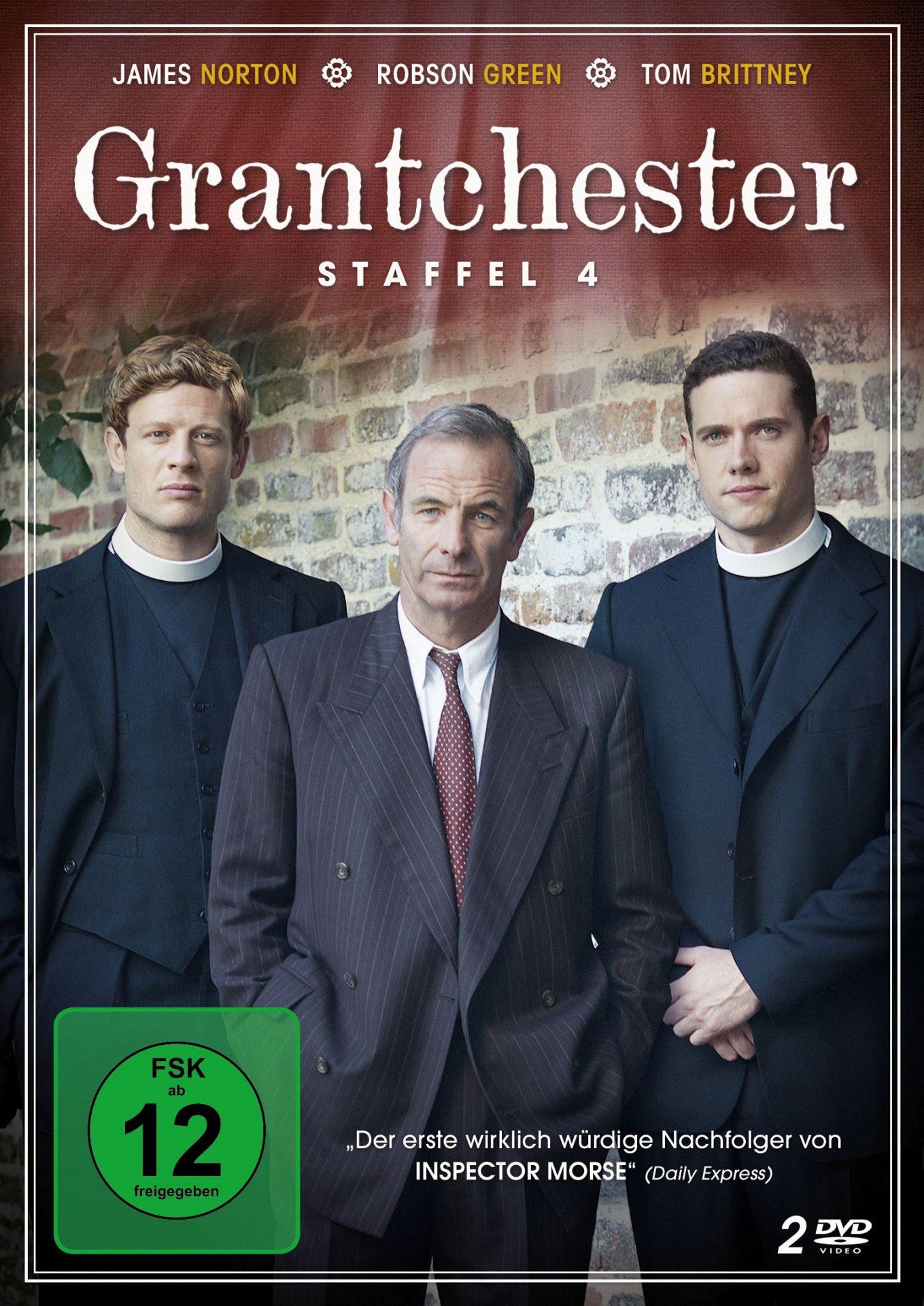 Staffel 4 der beliebten Retro-Krimiserie Grantchester