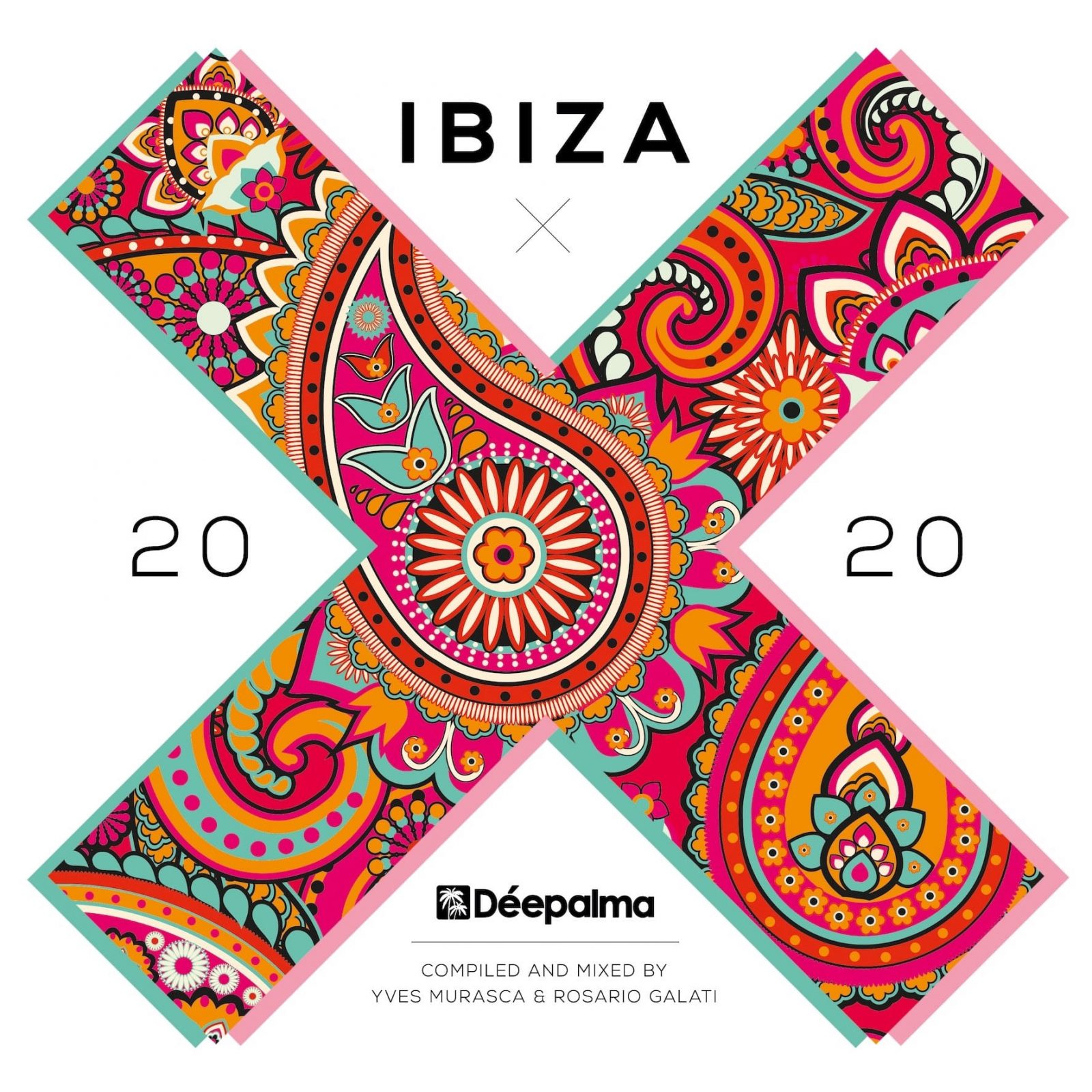 Déepalma Ibiza 2020 - mixed by Yves Murasca and Rosario Galati