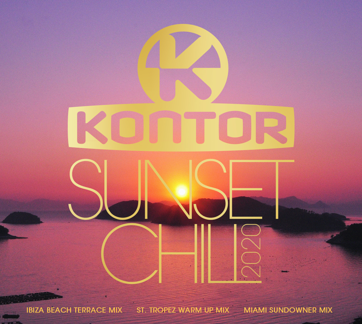 "VARIOUS ARTISTS ""KONTOR SUNSET CHILL 2020"