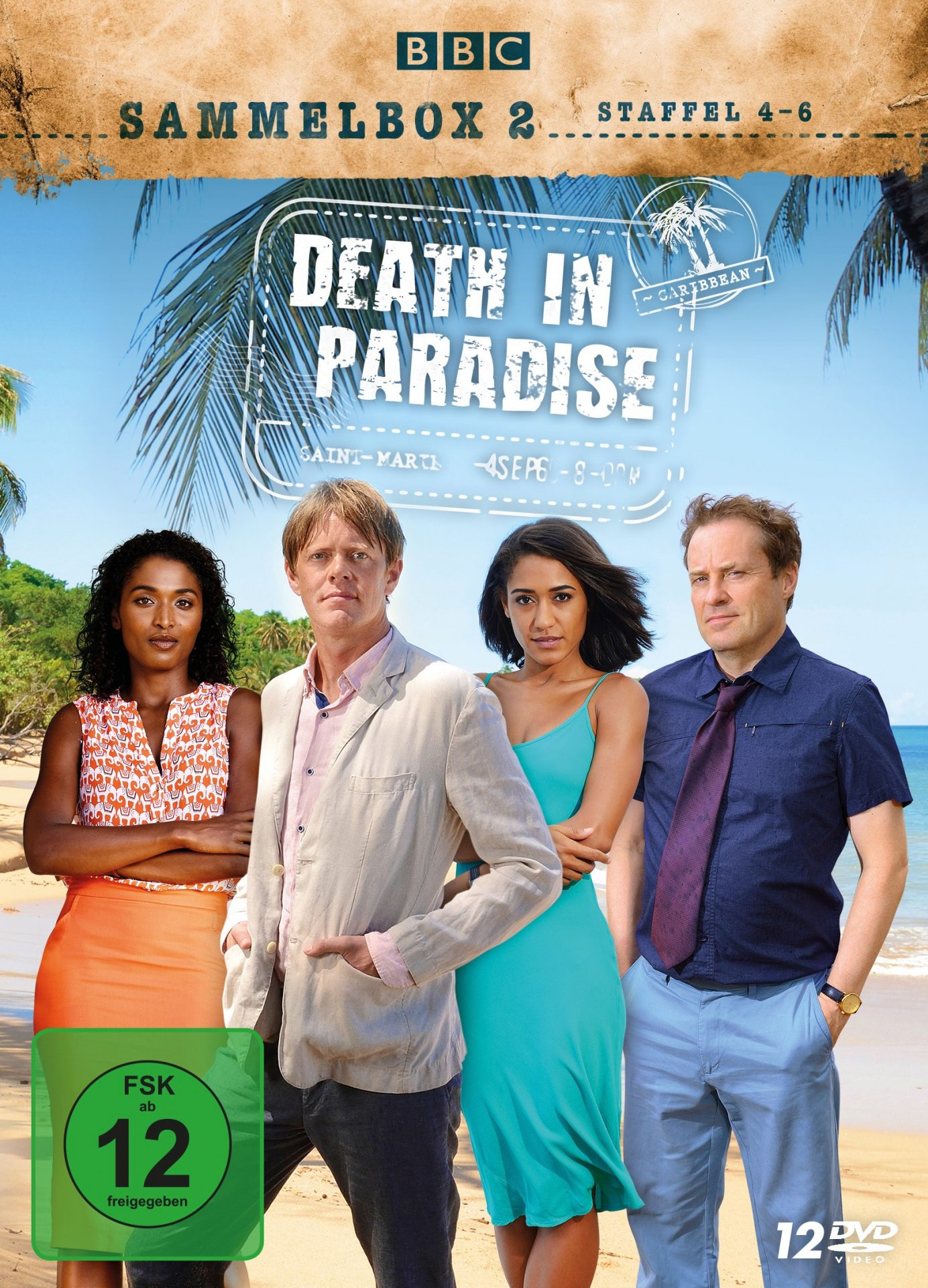 Death in Paradise - Collectors Box 2