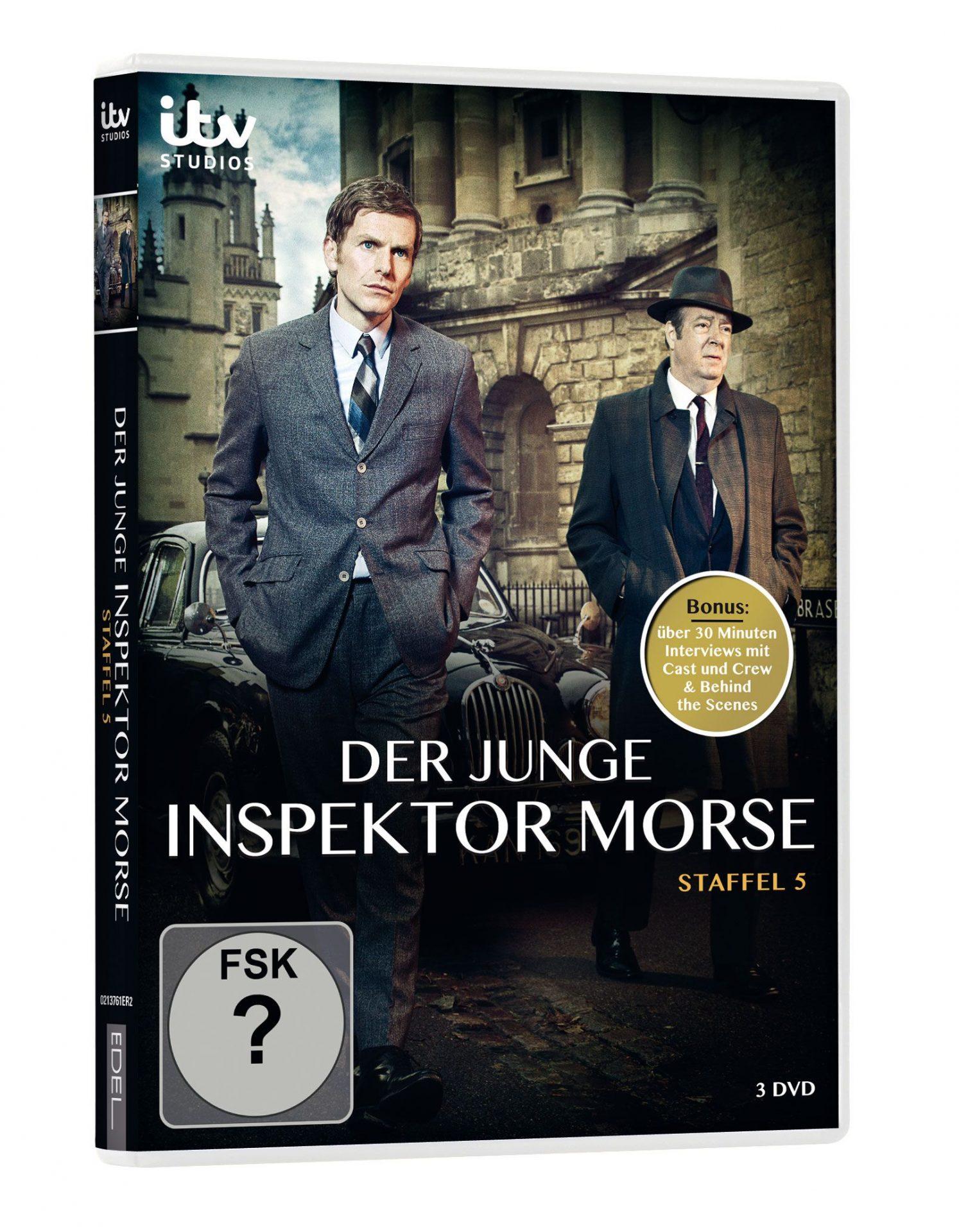 Der junge Inspektor Morse Staffel 5