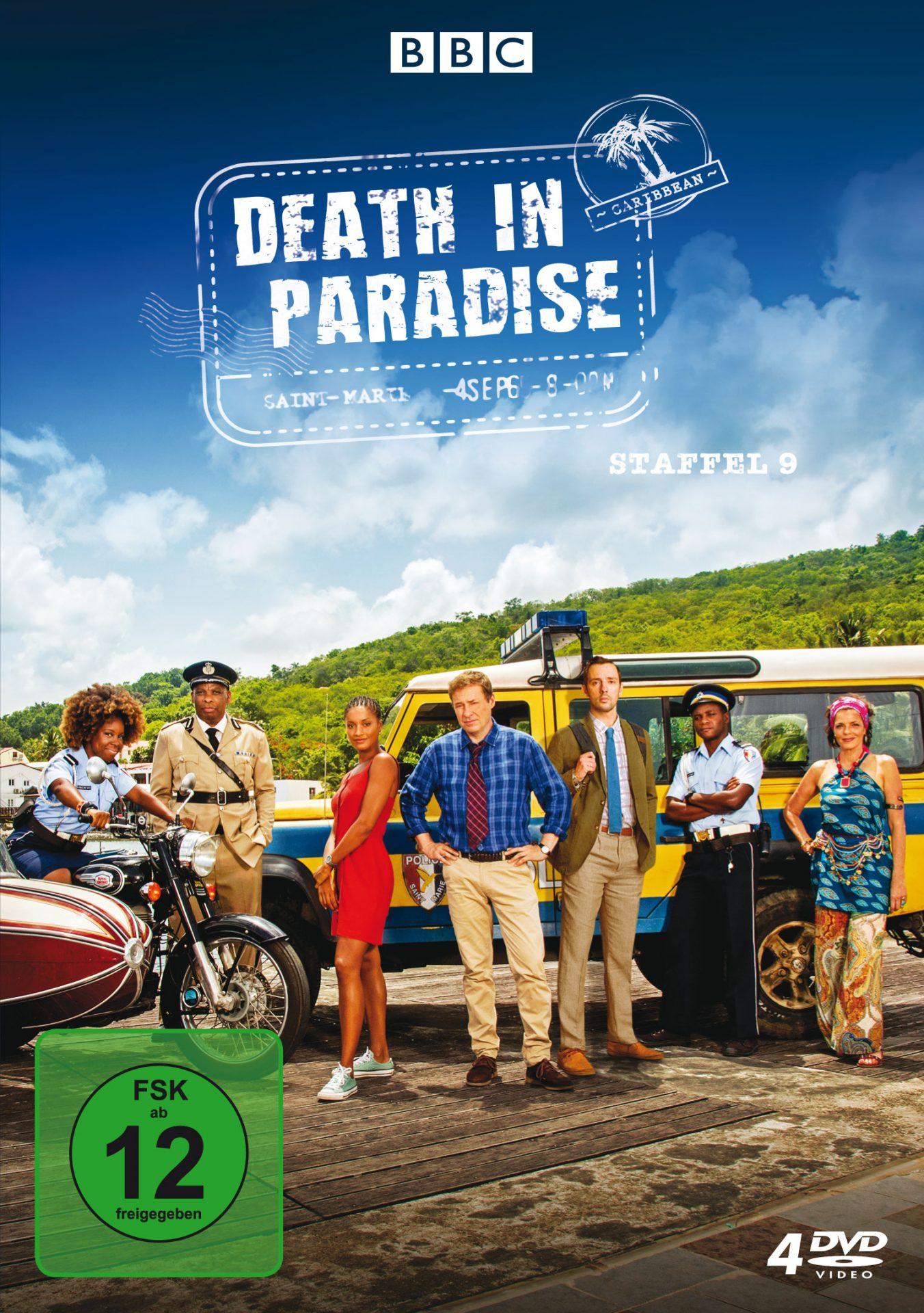 Death in Paradise Staffel 9 DVD