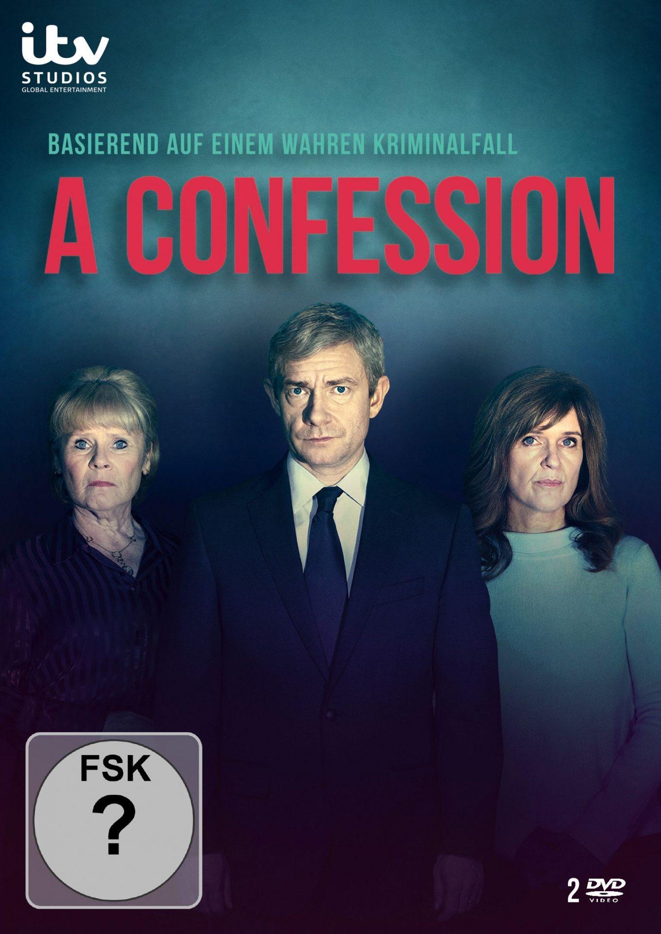A Confession DVD