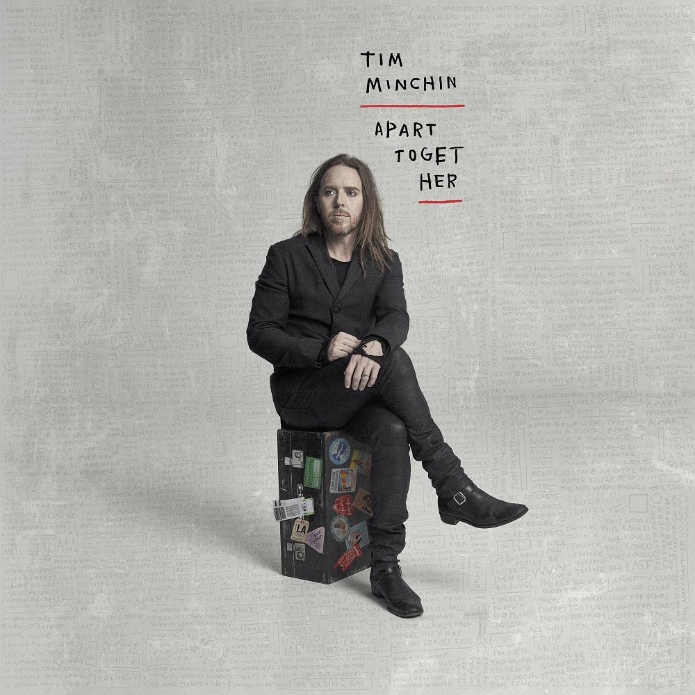"""Tim Minchin veröffentlicht sein brandneues Studioalbum """"Apart Together"""" am 20. November und Videos der aktuellen Singles vorab!"""