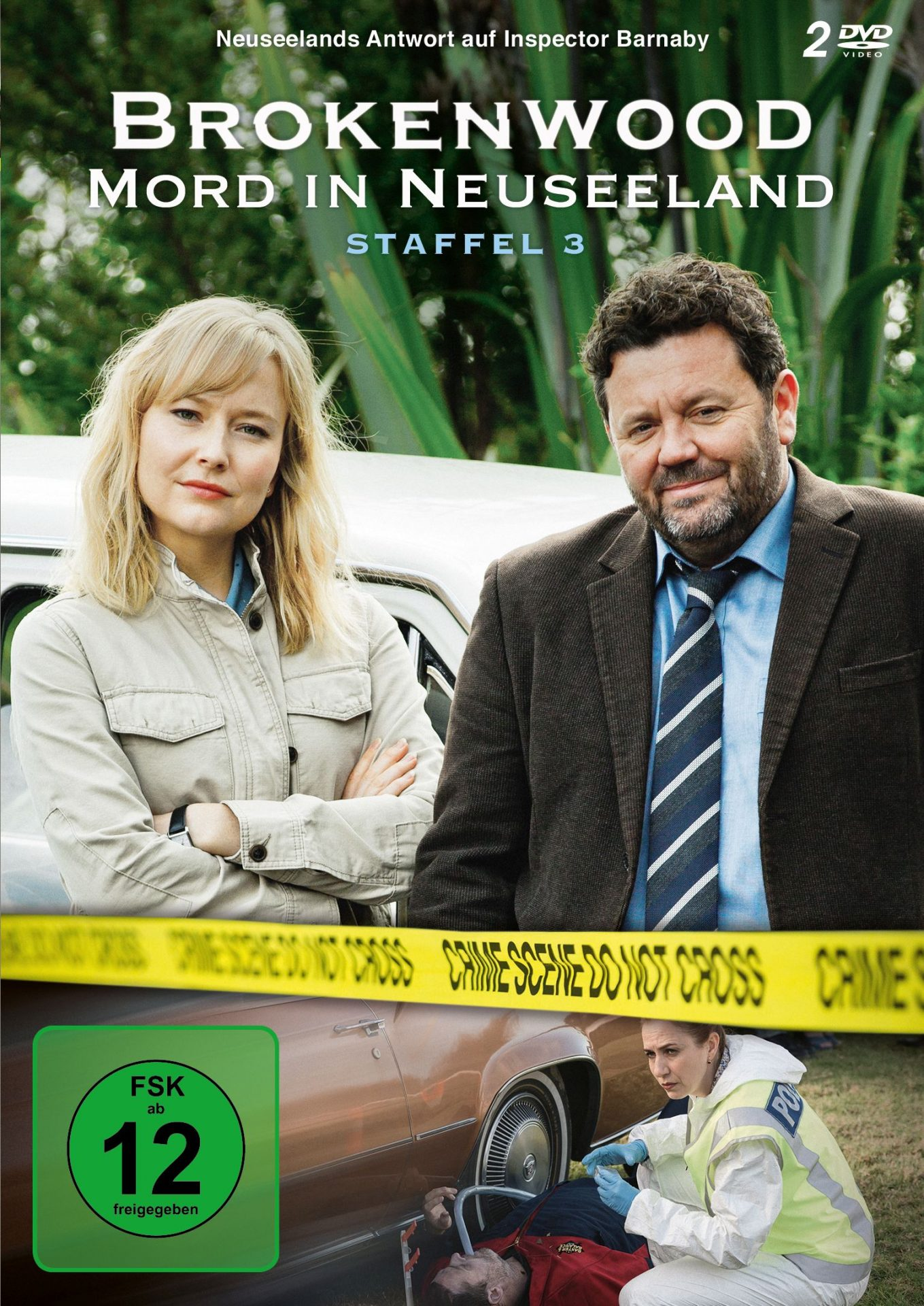 Brokenwood – Mord in Neuseeland Staffel 3
