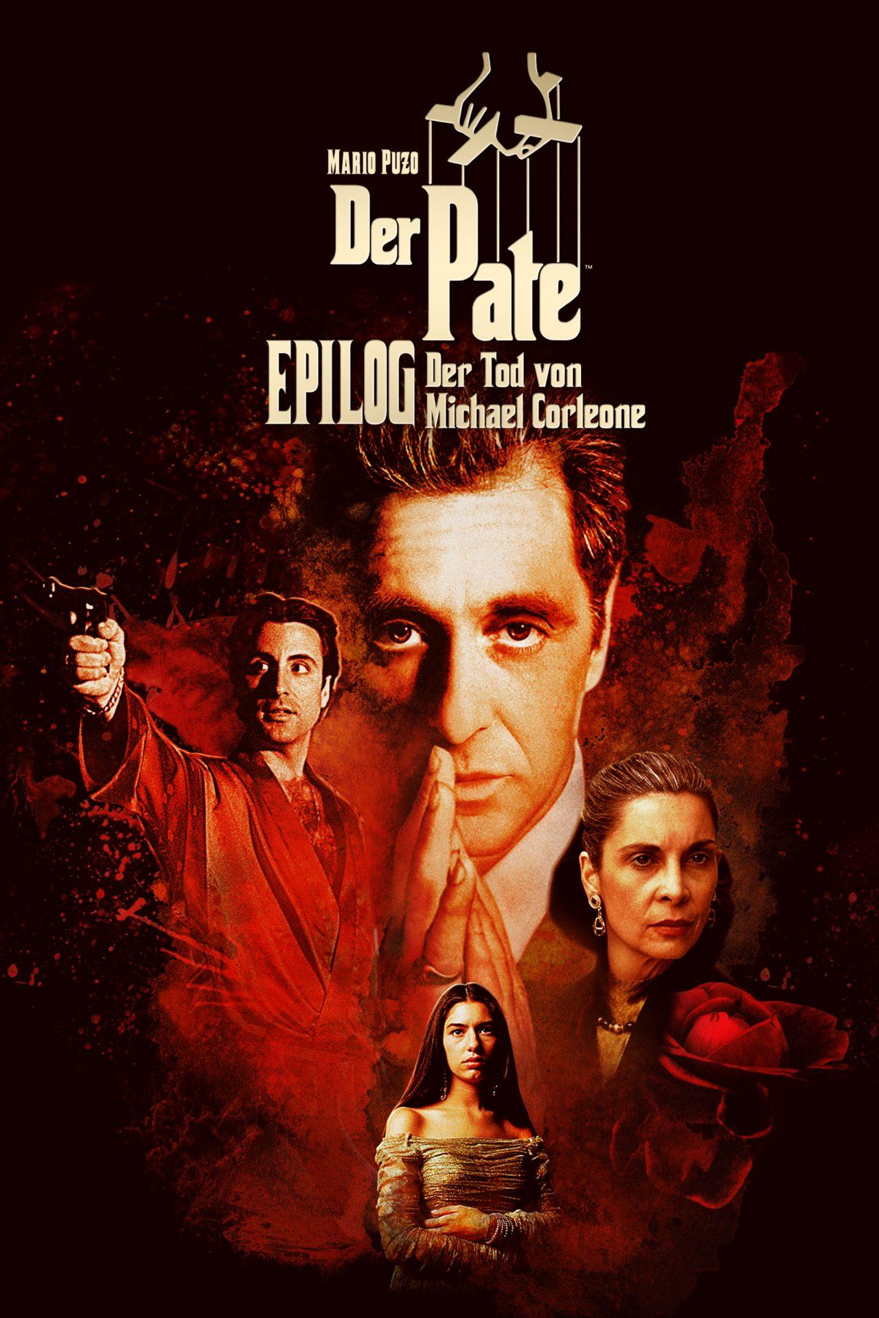 Francis Ford Coppolas Meisterwerk Der Pate – Teil III in einer völlig neuen Fassung im Dezember im Home Entertainment