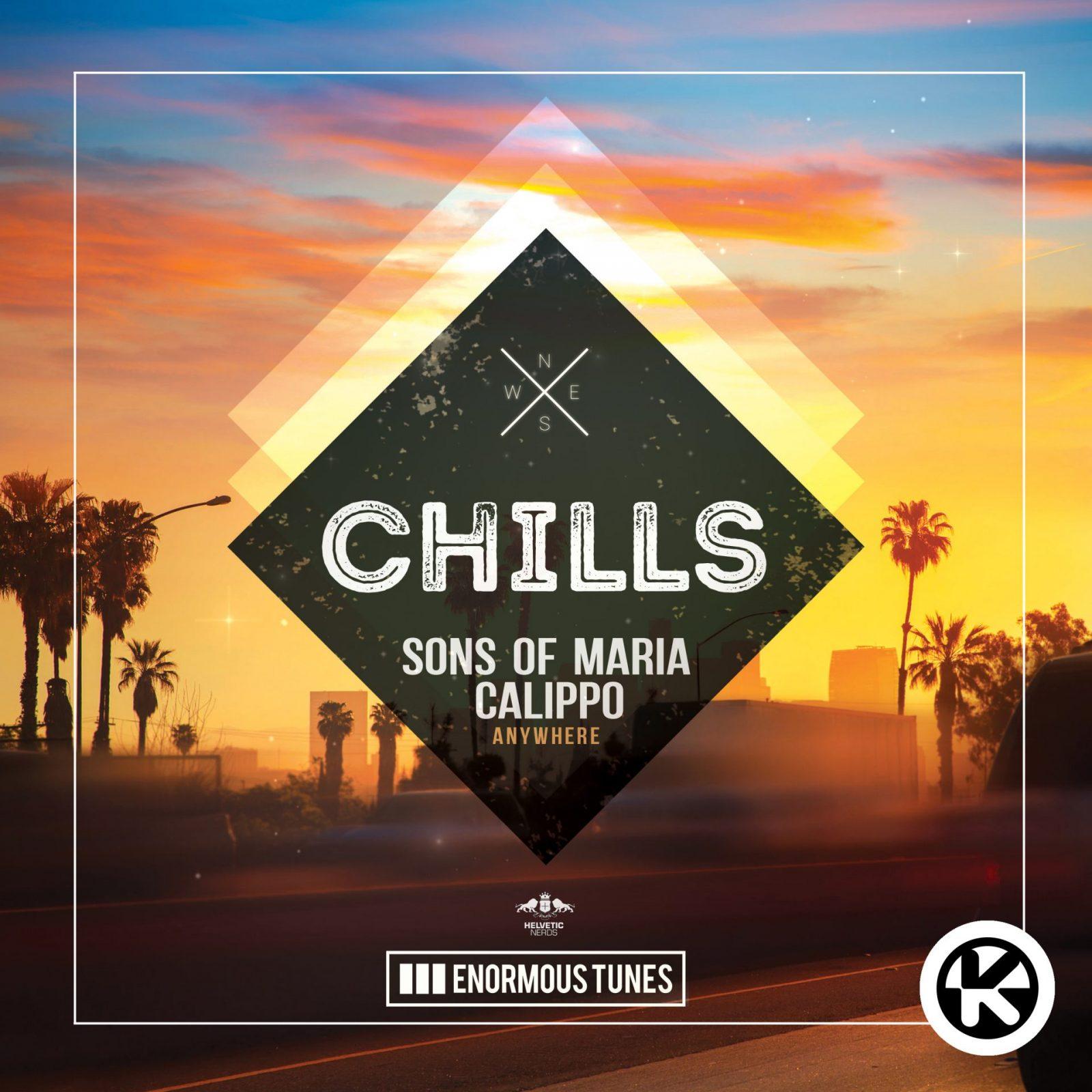 SONS OF MARIA & CALIPPO Anywhere (Single)