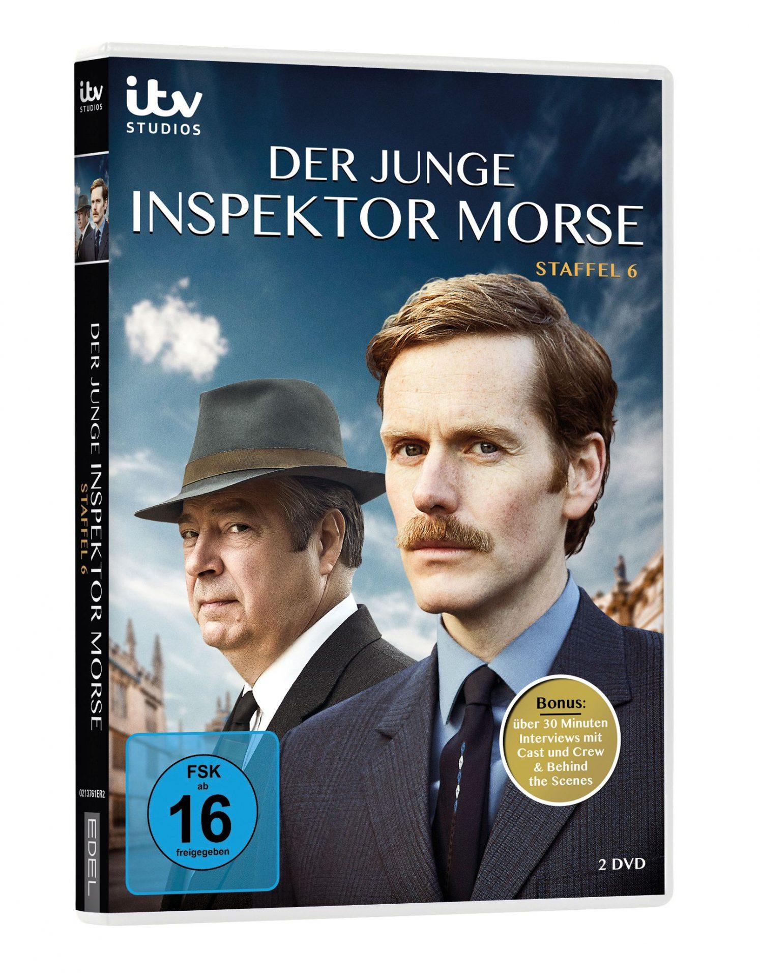 Der junge Inspektor Morse Staffel 6
