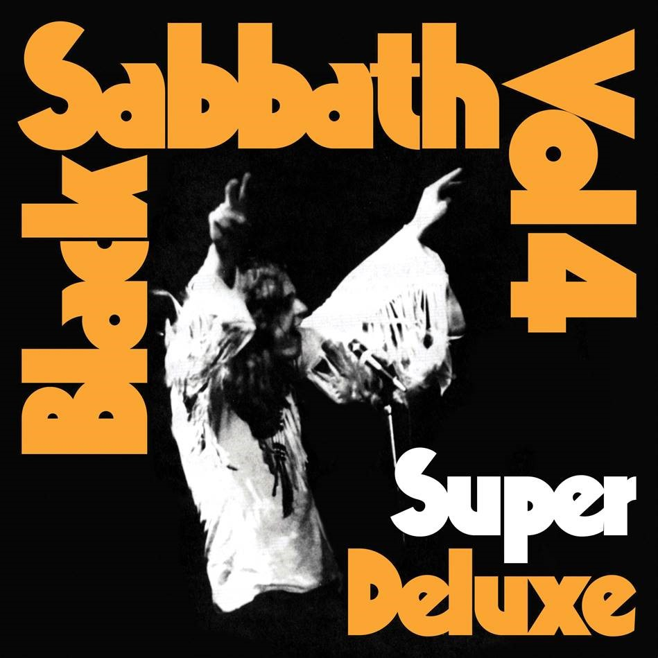 BLACK SABBATH VOL 4 REVISITED