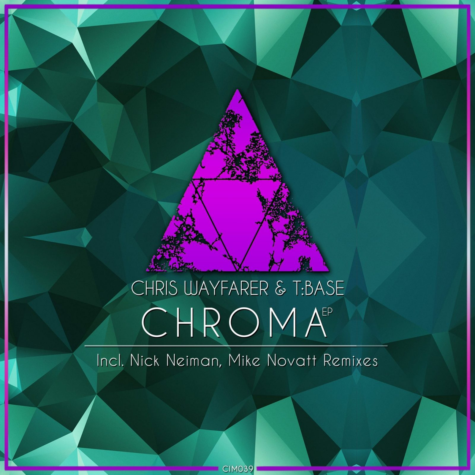 Chris Wayfarer - Chroma EP (Colour In Music)