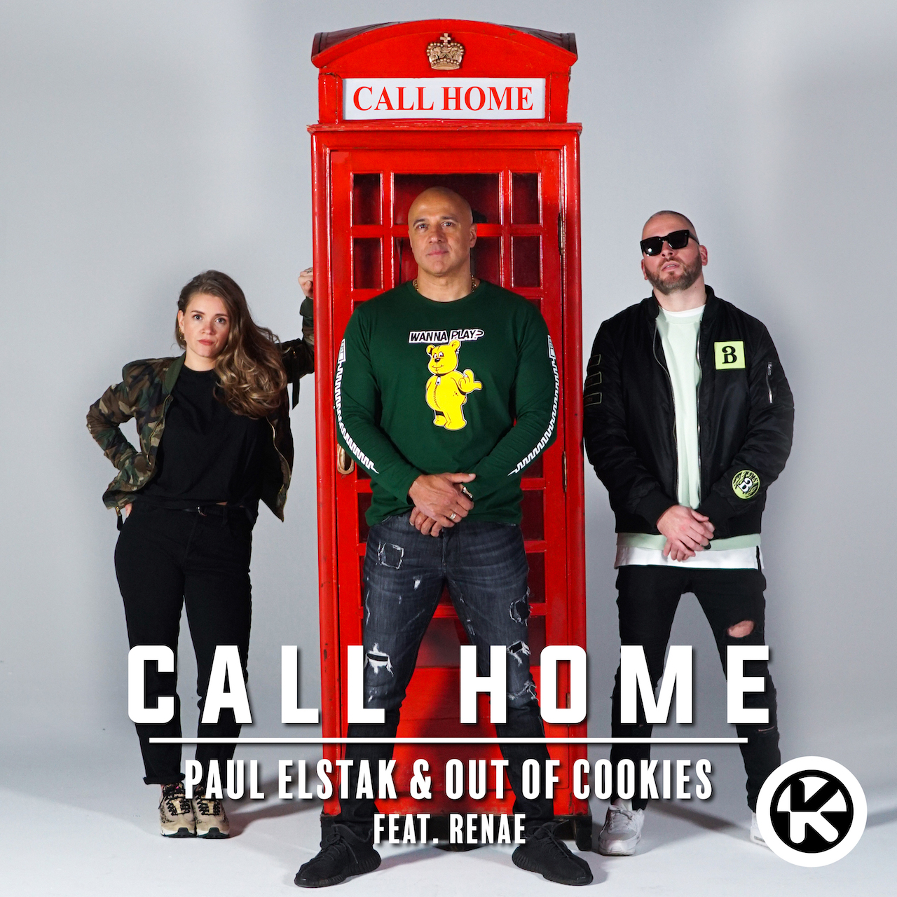 PAUL ELSTAK & OUT OF COOKIES FEAT. RENAE - CALL HOME