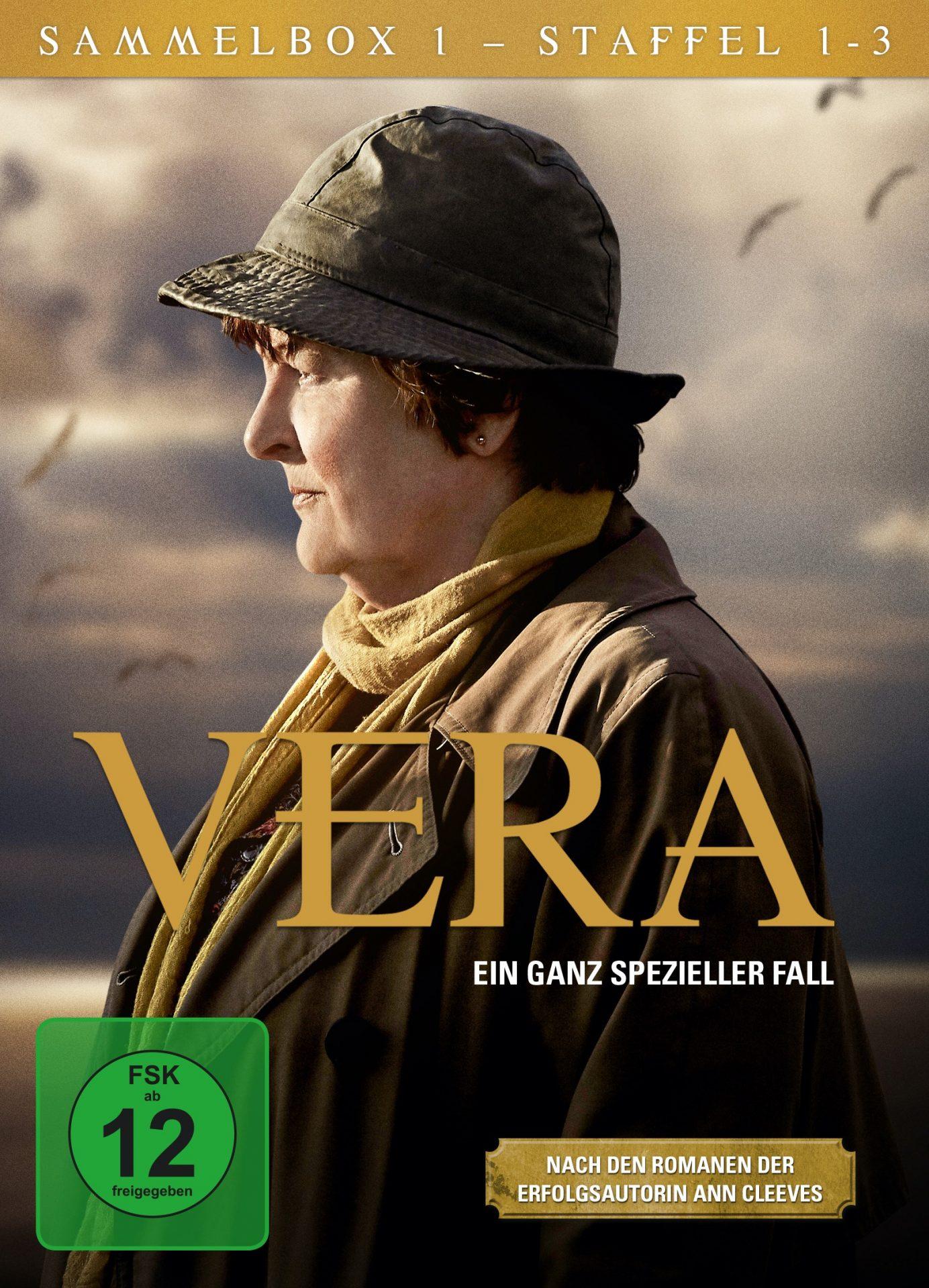 Vera - Ein ganz spezieller Fall Sammelbox 1
