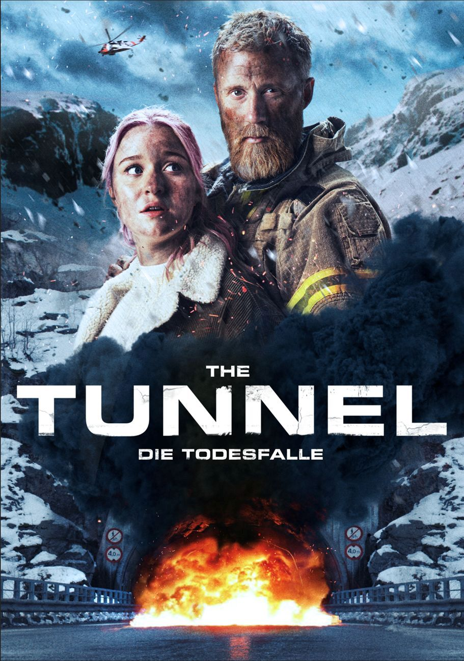 The Tunnel – Die Todesfalle DVD