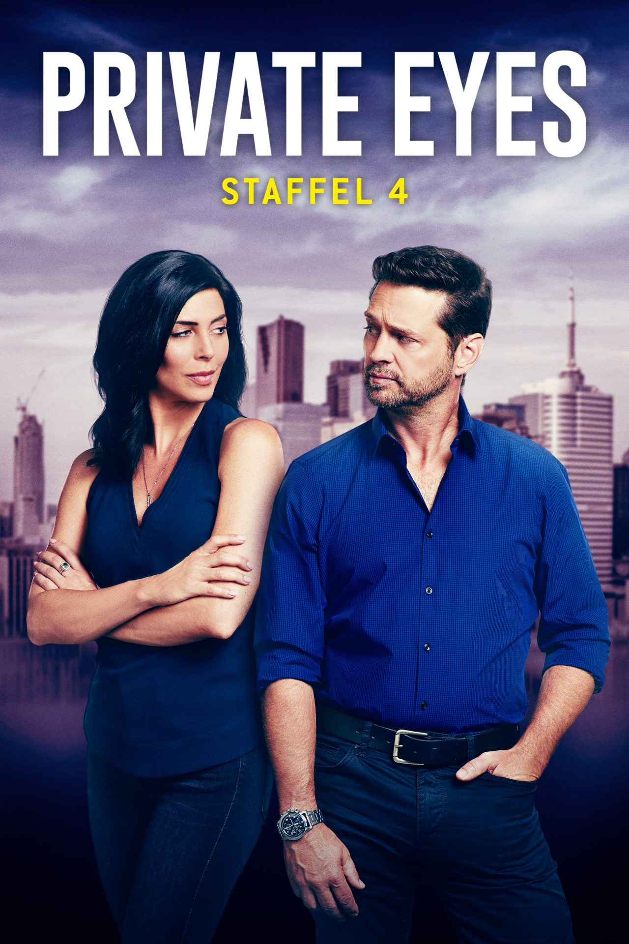 Private Eyes Staffel 4