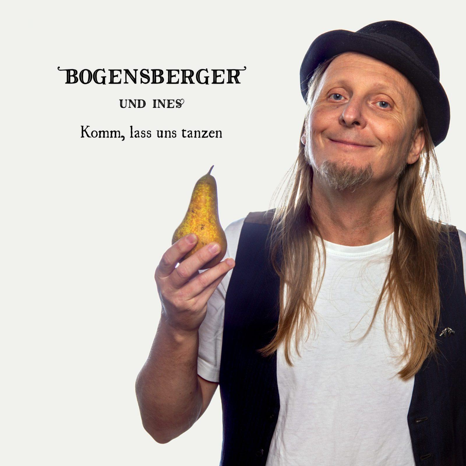 """Christian Bogensberger """"Kommt, lasst uns tanzen"""""""