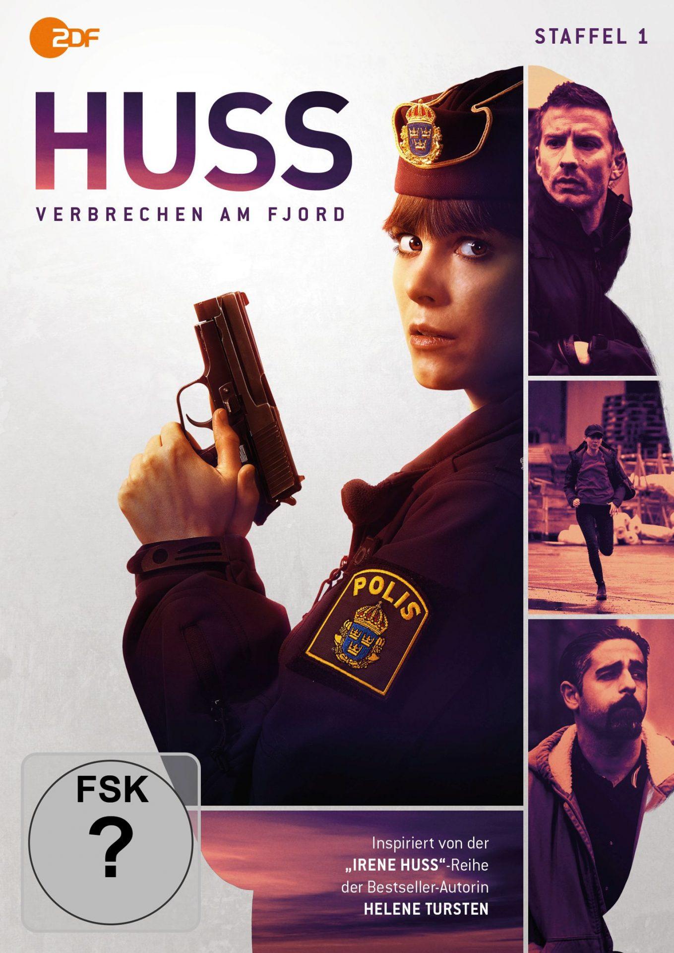 Huss – Verbrechen am Fjord Staffel 1