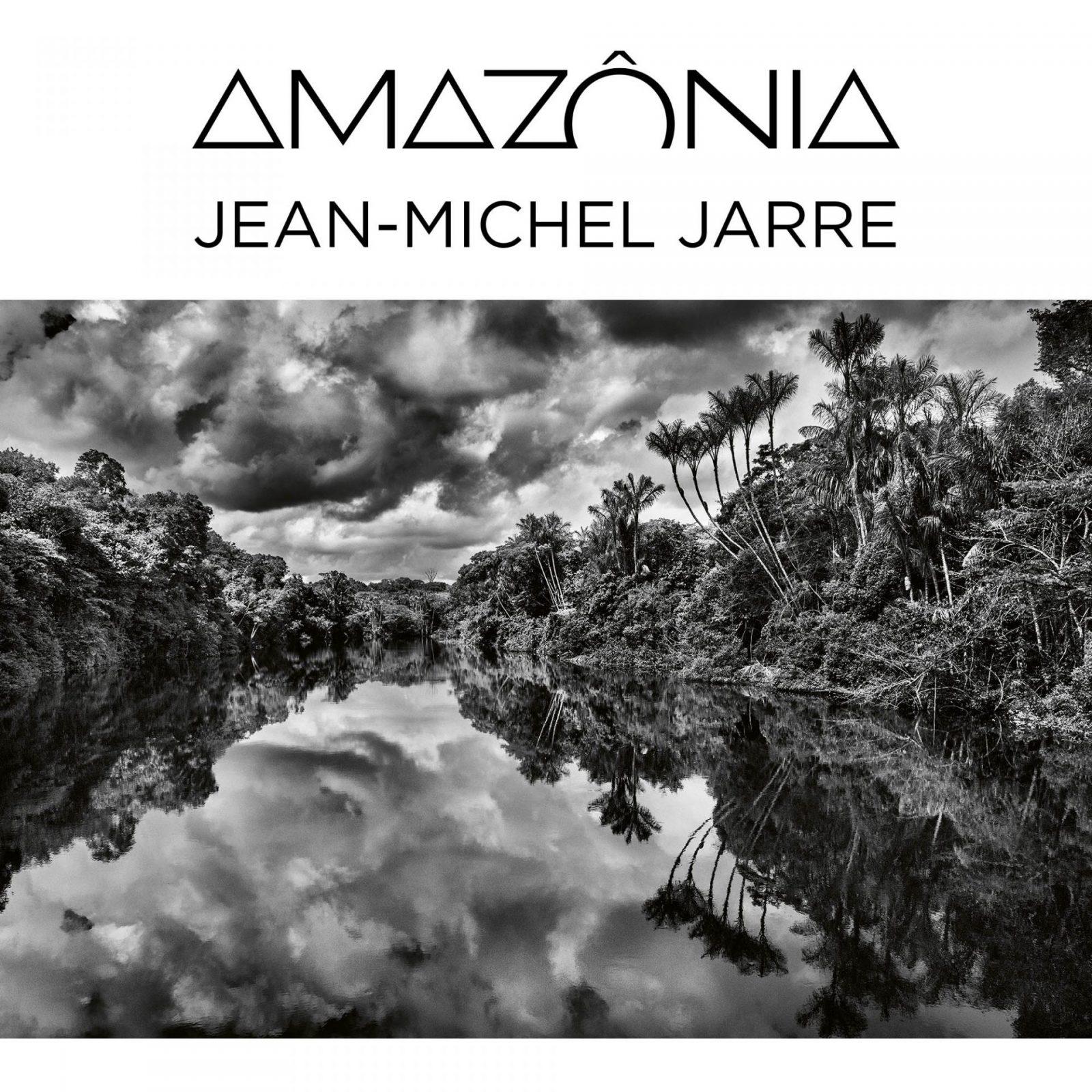 "Jean-Michel Jarre veröffentlicht Soundtrack ""AMAZÔNIA"""