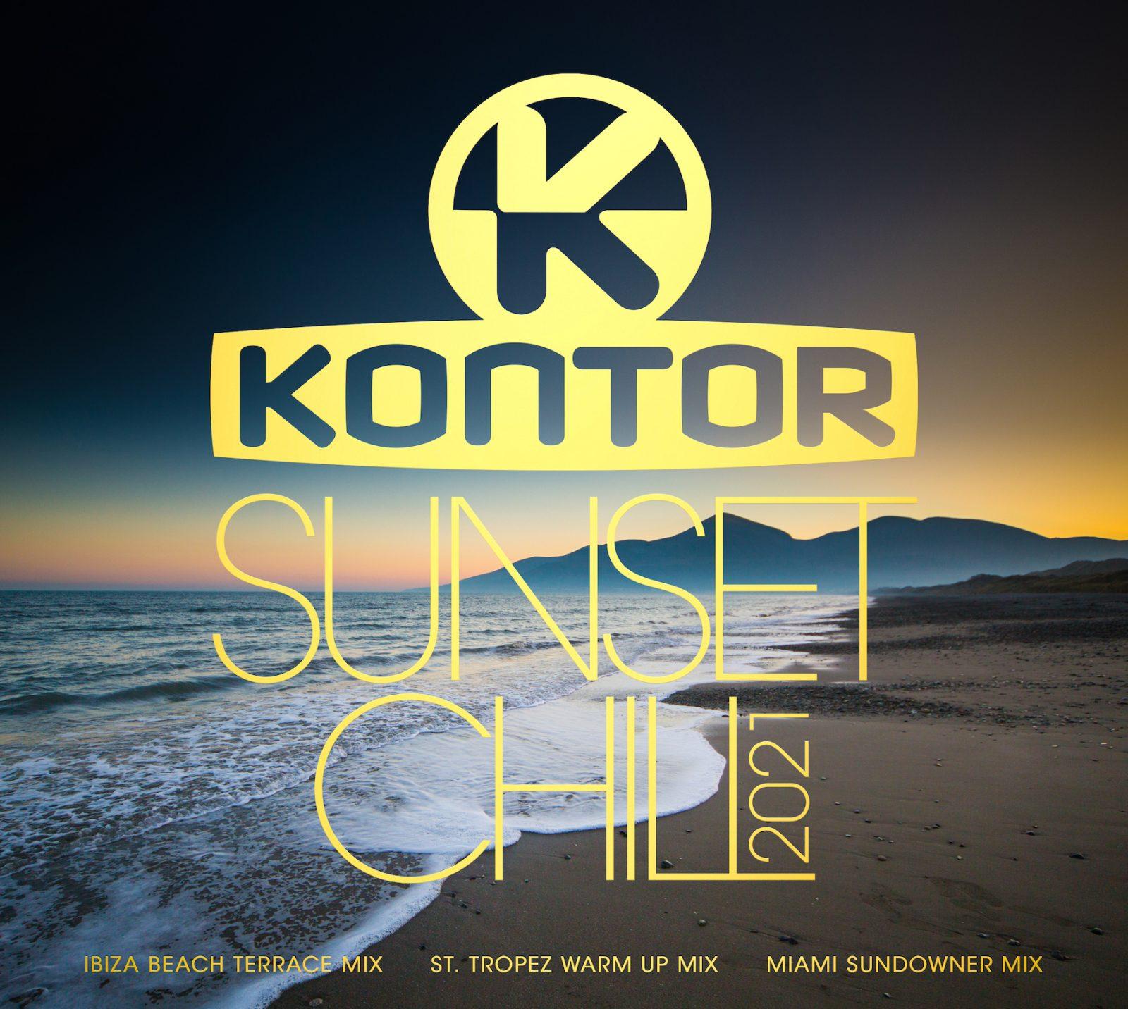 Various Artists ''Kontor Sunset Chill 2021''