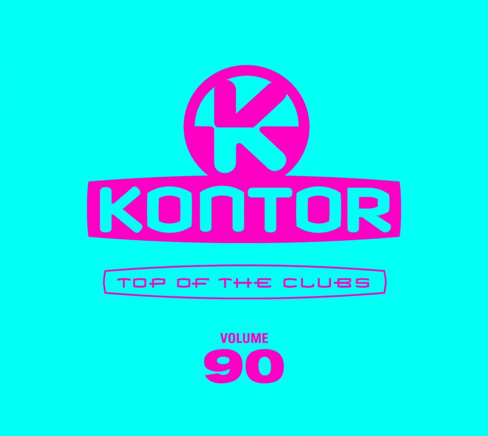 VARIOUS ARTISTS - KONTOR TOP OF THE CLUBS VOL. 90