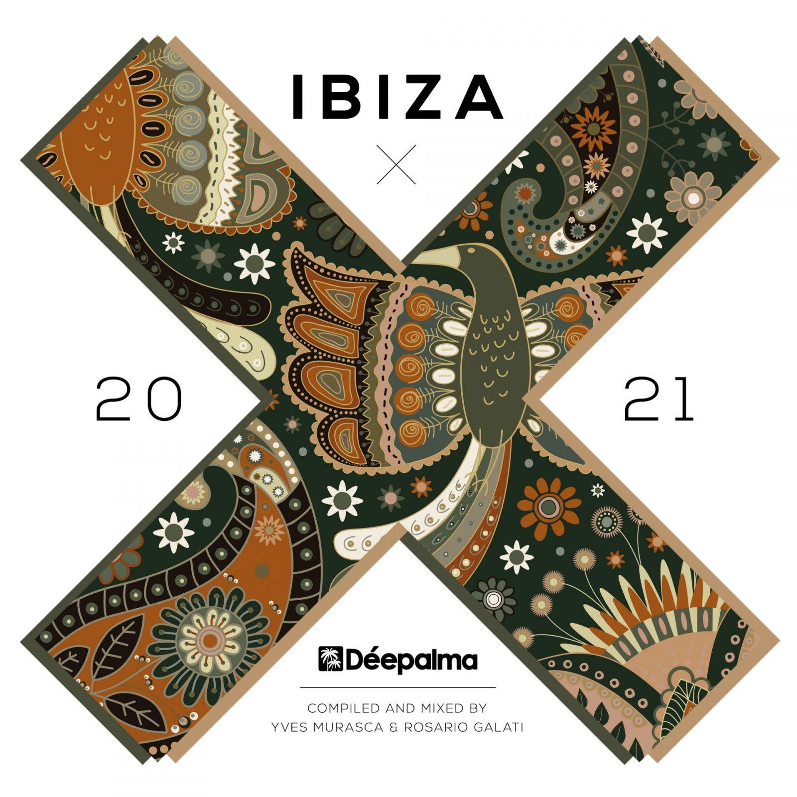 Déepalma Ibiza 2021 Mixed by Yves Murasca and Rosario Galati