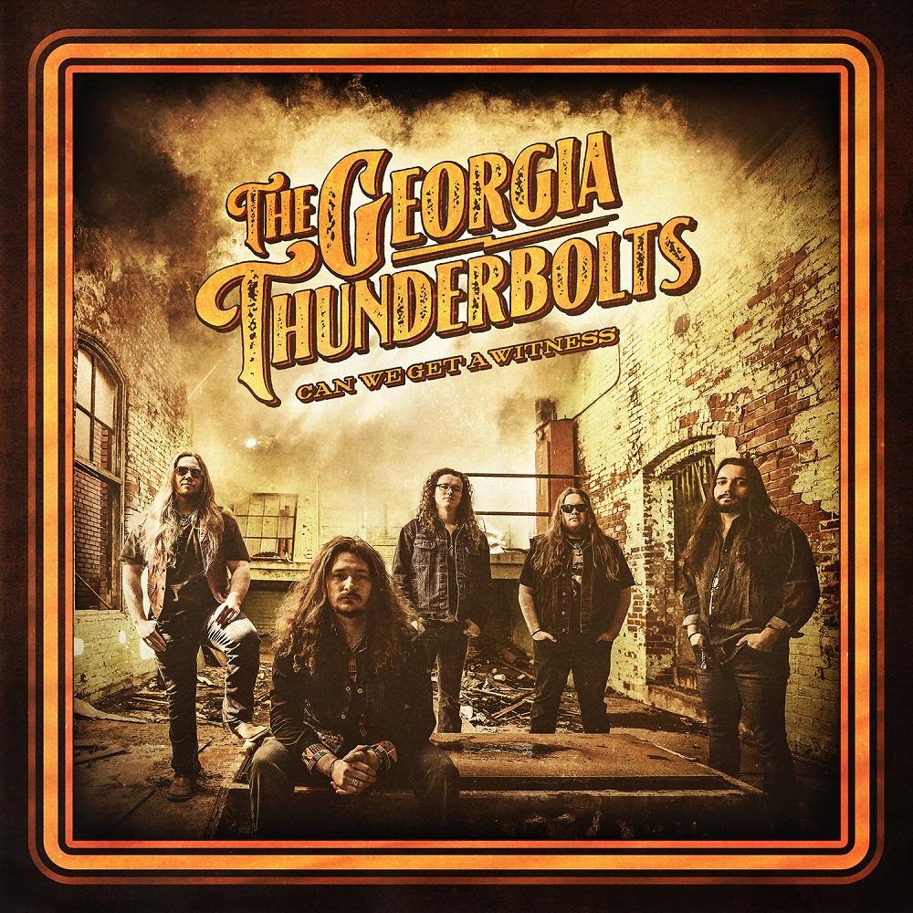"""The Georgia Thunderbolts veröffentlichen Debüt Album """"Can We Get A Witness"""""""