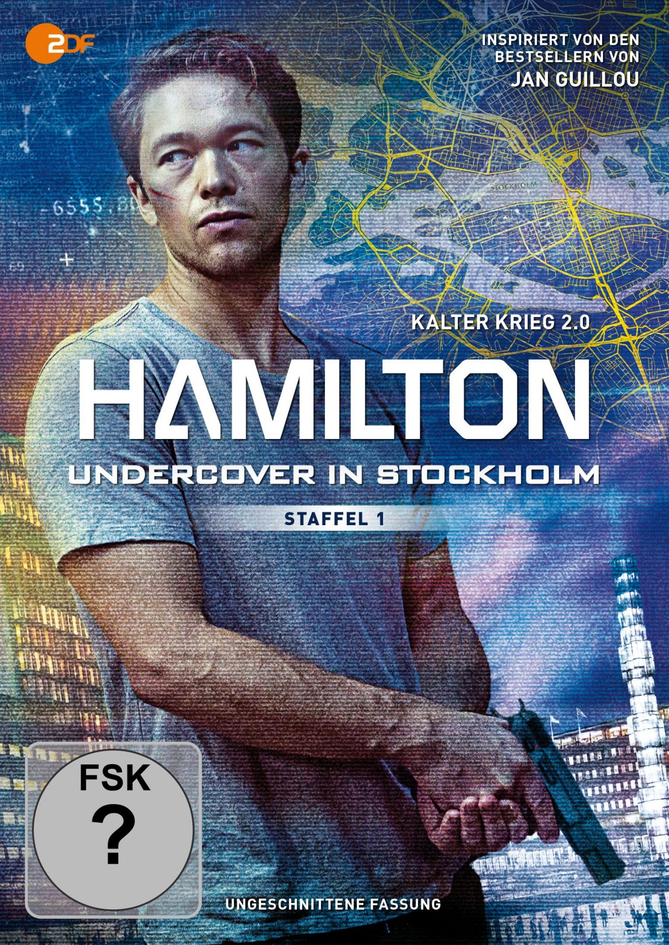 Hamilton - Undercover In Stockholm 1